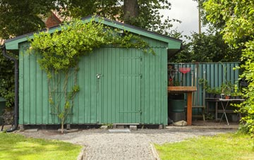 benefits of Derbyshire garden storage sheds